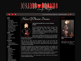 House Of Bizarre Dreams