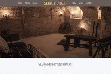 Studio-Template Charade Gold