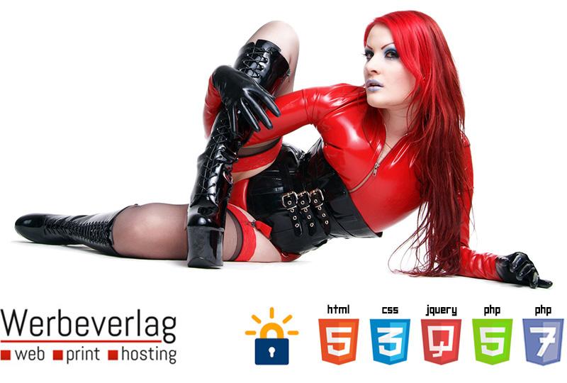 Werbeverlag Erotic Webhosting
